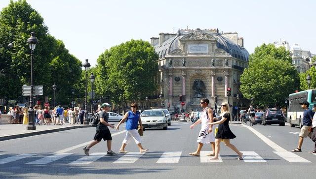 Paris em Junho
