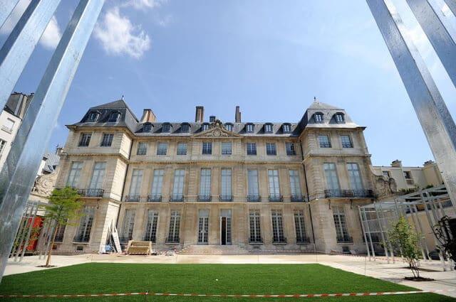 Museu do Picasso em Paris