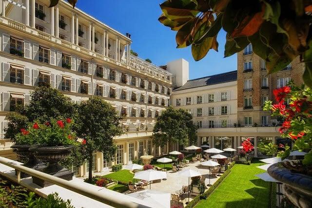 Hotel Le Bristol em Paris