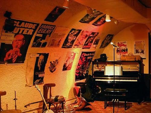 Jazz no Le Petit Journal St. Michel