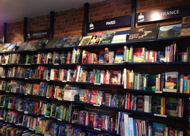 Compras na Librairie Ulysse em Île de la Cité e Île St. Louis de Paris