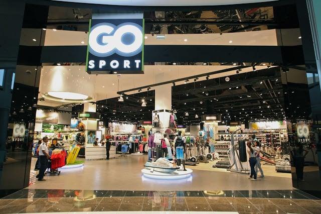 Loja Go Sport em Paris