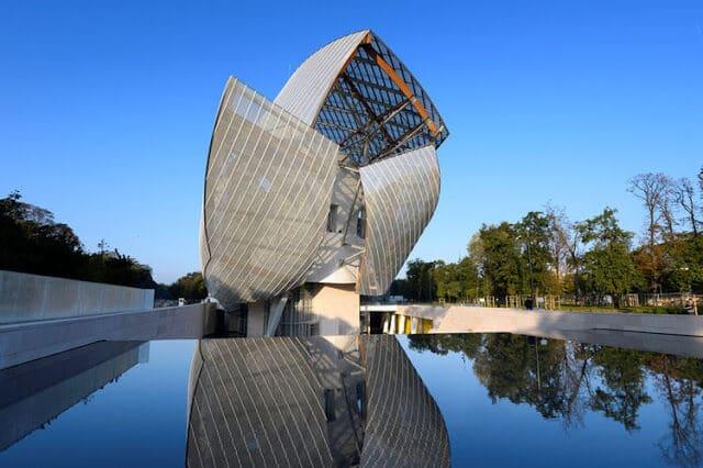 Fondation Louis Vuitton em Paris