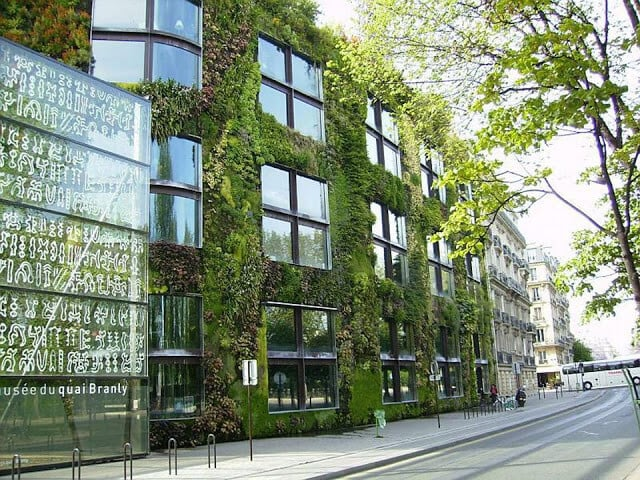 Museu du Quai Branly em Paris