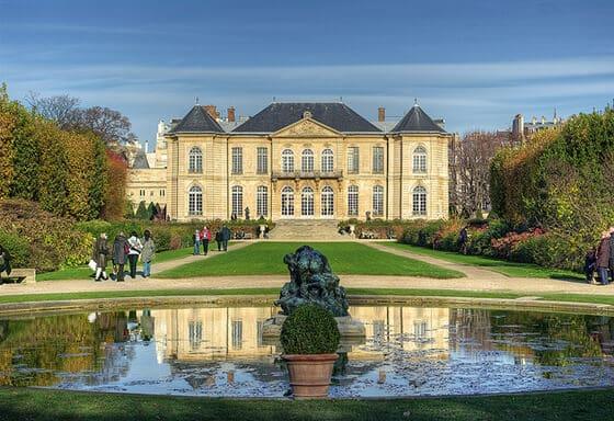 Musée Rodin em Paris