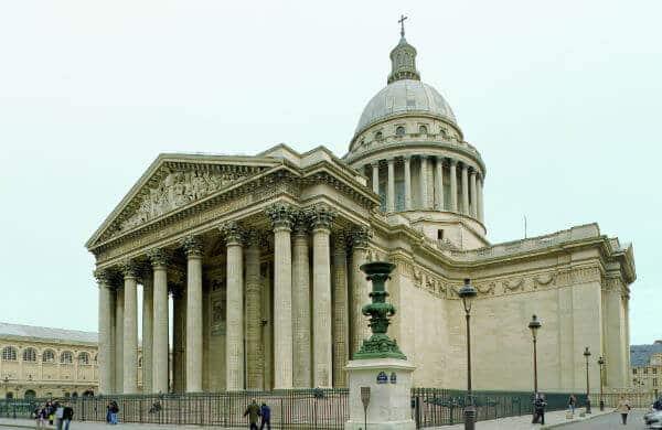 Panthéon em Paris