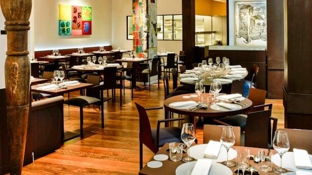 Restaurante Kitchen Galerie Bis em Paris