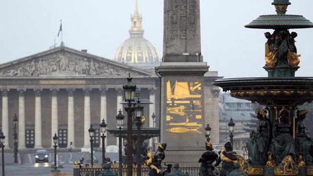 Monumentos em Paris