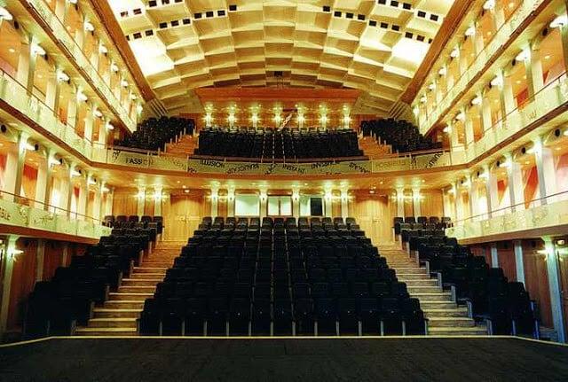 Théâtre de la Ville em Paris