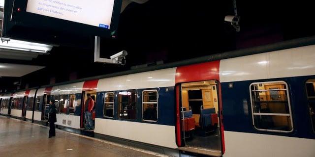 RER em Paris