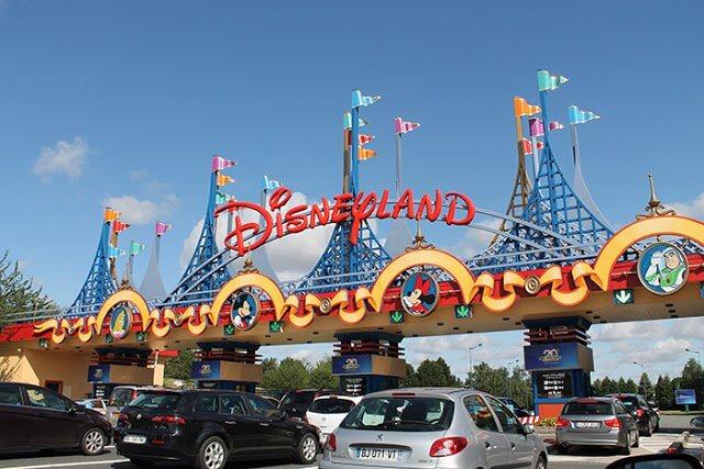 Como ir até a Disneyland Paris