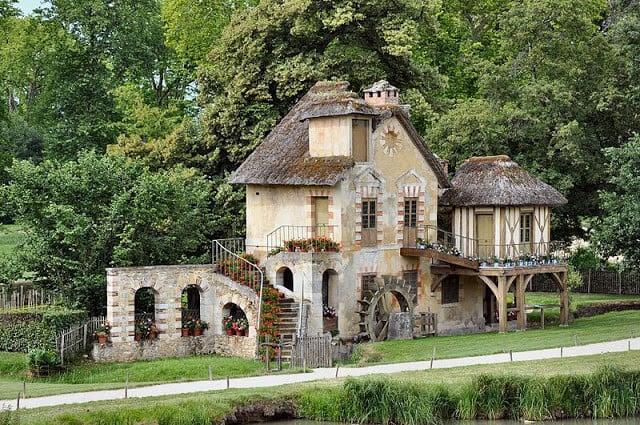 Hameau de la Reine em Versalhes