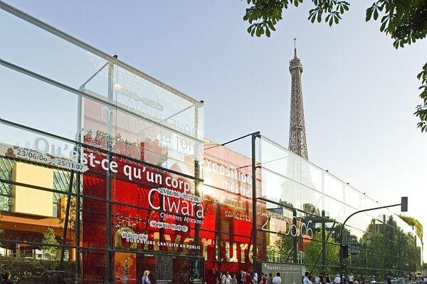 Museu do Quai Branly de Paris