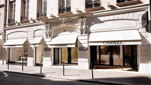 10 lojas de grife na Champs-Élysées em Paris
