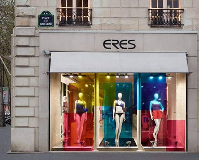 Loja Eres na Champs-Élysées