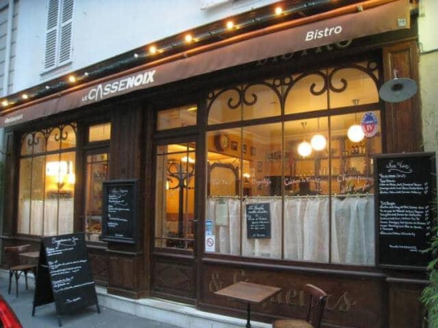 Restaurante Le Casse-Noix em Paris