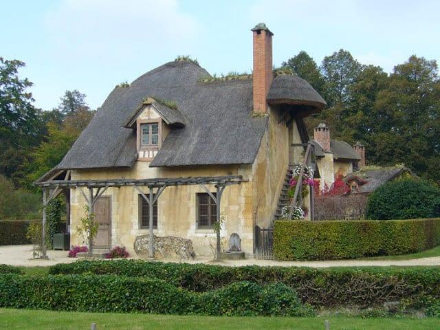 Casa de Maria Antonietta em Versalhes