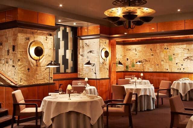 Restaurante Gagnaire na Champs-Élysées