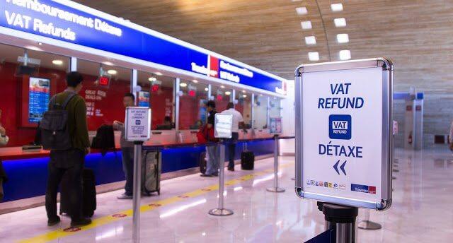 Detax e Tax Refund na França: receba o imposto de volta