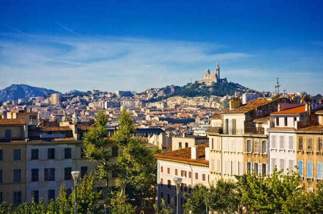 Aix-en-Provence na França