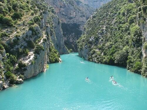 Provence e Côte d'Azur na França
