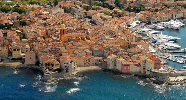 St. Tropez na França