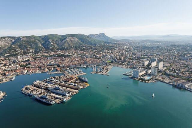 Toulon em Provence