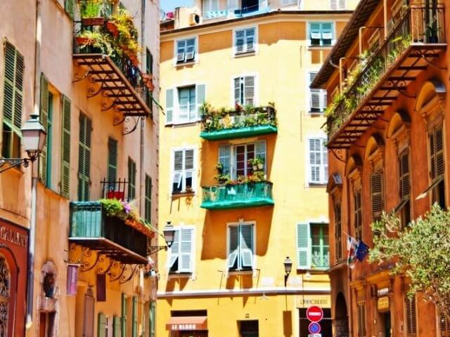 Casas em Vieux Nice