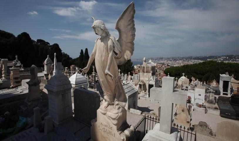Cemitério Judaico em Nice