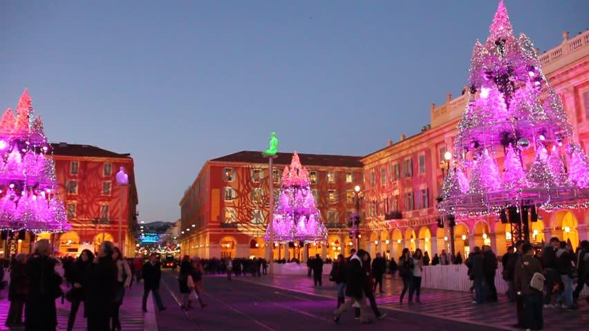Natal em Nice