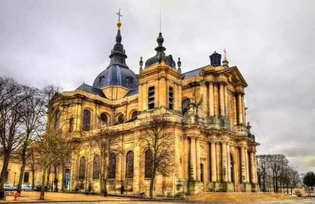 Catedral São Luís de Versalhes