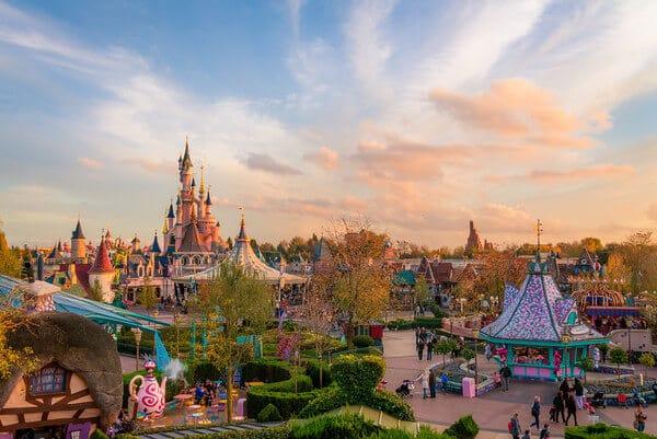Parques Disney em Paris