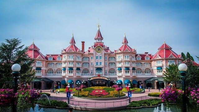 Hotel Disney em Paris