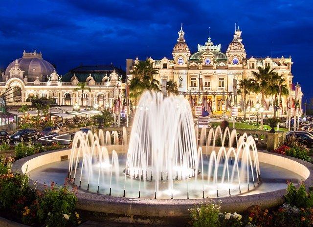 Cassino de Monte Carlo em Mônaco