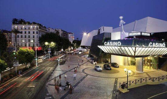 Cassinos em Cannes
