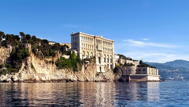 Museu Oceanográfico em Mônaco-1