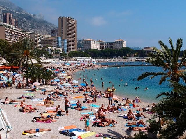 Clima e temperatura em Mônaco