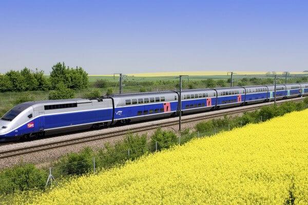 Como ir de Paris a Lyon ou de Lyon a Paris: trem