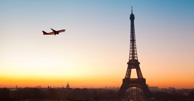 Como ir de Paris a Nice ou de Nice a Paris