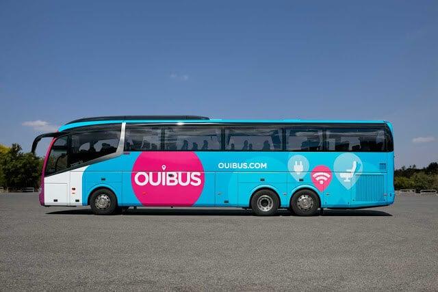 Como ir de Paris a Nantes ou de Nantes a Paris: ônibus