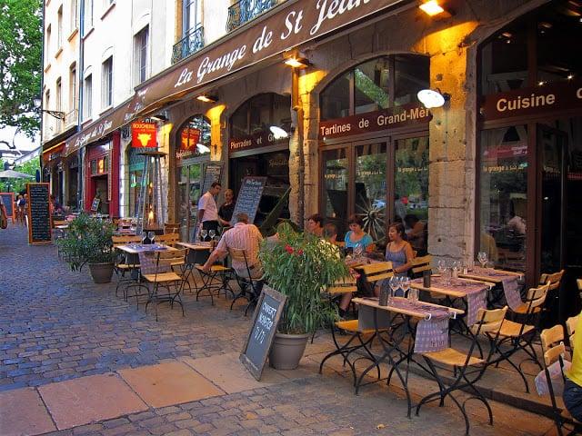 Brasserie em Lyon