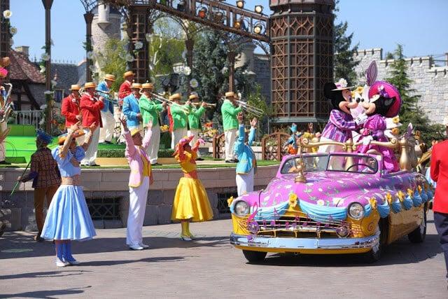 Parada na Disneyland Paris