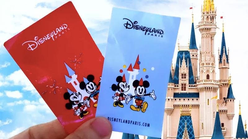 Ingressos para Disneyland Paris