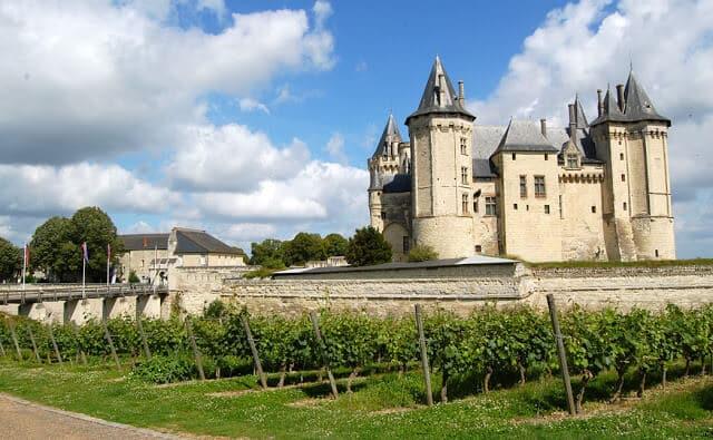 Como ir até Vale do Loire de Paris