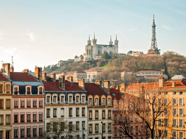 Quantos dias ficar em Lyon