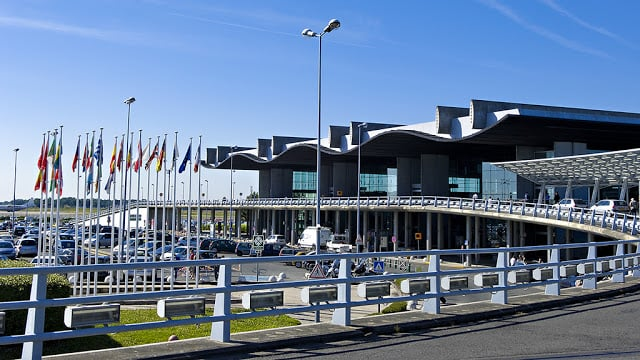 Aeroporto de Bordéus