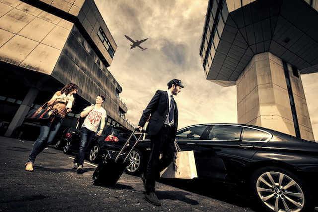 Transfer no aeroporto