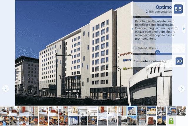 Hotel Ibis Budget Centre - Gare Part Dieu