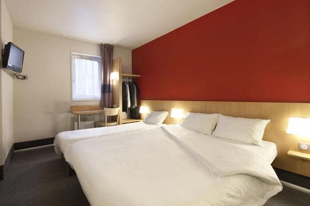 B&B Hotel Lyon Part-Dieu Gambetta - quarto