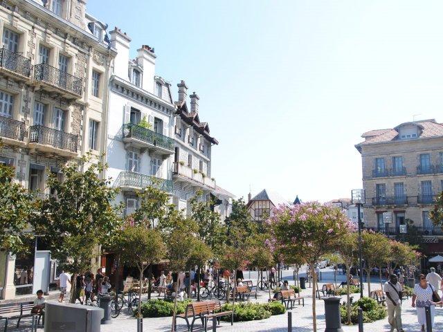 Onde ficar em Biarritz